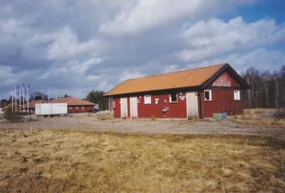 2003 - Älverudsgärdet före bygget av Töcksfors shoppingcenter