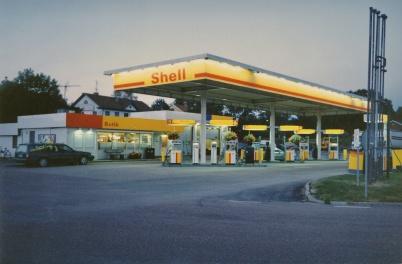 2002 - Shell i Töcksfors