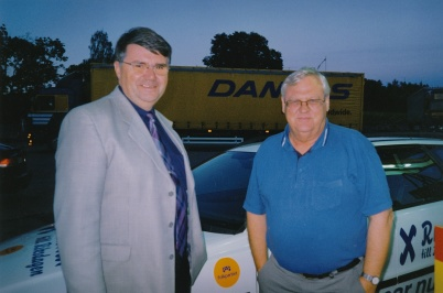 2002 - Kjell Ericsson och Runar Patriksson