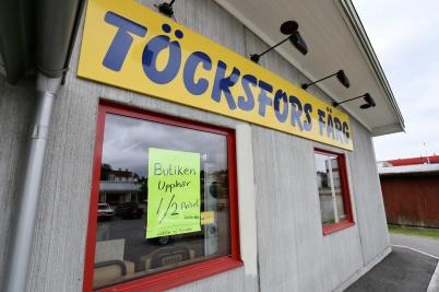 14 juni 2018 - Töcksfors Färg meddelade att butiken upphör och hade utförsäljning av resterande varulager.