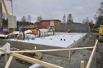 19 november 2018 - På Solängen byggde man hyreshus.
