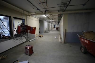 3 december 2018 - Vid Töcksfors skola skapade man den nya mellanstadie-skolan.