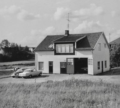Mobergs bilverkstad