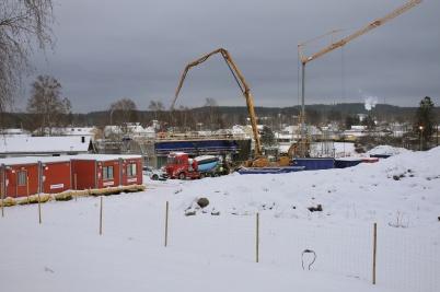 22 januari 2019 - Och på Solängen byggde man hyreshus.