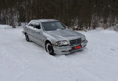 27 januari 2019 - Bilar som kördes sönder kunde man dumpa på Torsvikens strand - tyckte man.