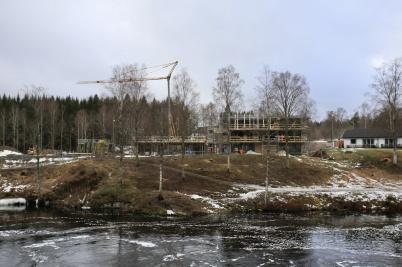 19 februari 2019 - Och på Solängen byggde man hyreshus.