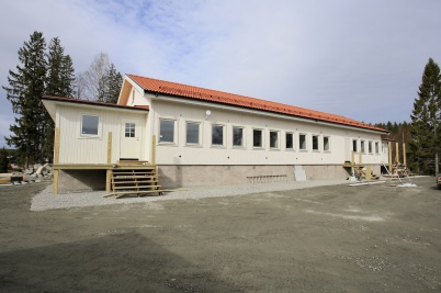 22 mars 2019 - Turistgården tog nya boendeavdelningen i bruk.