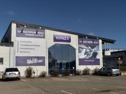 23 mars 2019 - wermland mechanics blev HANZA Wermech.