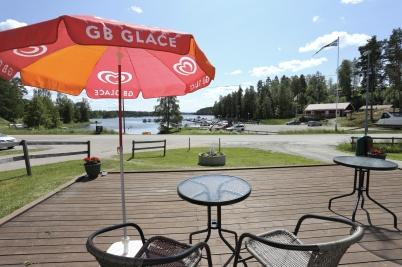 27 juni 2019 - Töcksfors camping hade öppnat för säsongen.