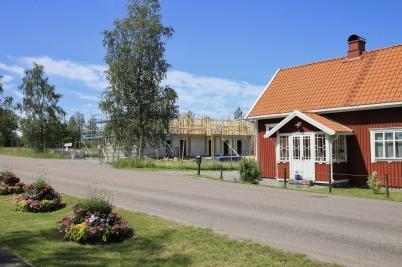 28 juni 2019 - Slusstugan fick samsas om utrymmet med nya hyreshuset.