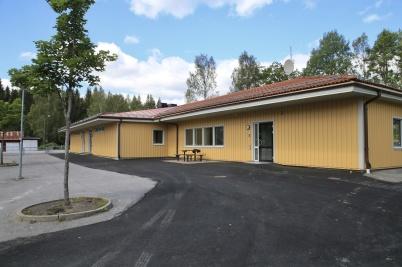 9 juli 2019 - Mellanstadieskolans nya lokaler stod klara.