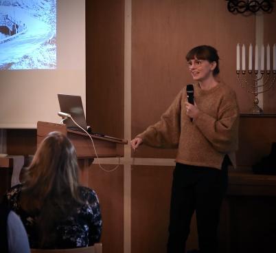 18 september 2019 - Kommunen och Värmlands Museum ordnade samråds-möte i församlingshemmet, angående nya Kulturmiljöprogrammet och den fördjupade översiktsplanen . . .