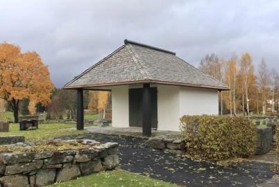 19 oktober 2019 - Renoveringen av kapellet var klar.