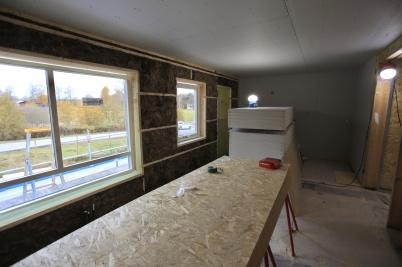 21 oktober 2019 - Och så kunde man se hur lägenheterna i hyreshuset vid Slussen skulle se ut.