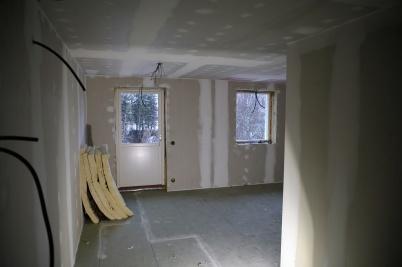 28 november 2019 - Lägenheterna i Seftonhuset började ta form.