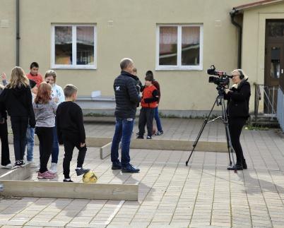 SVT Värmlandsnytt fanns på plats och rapporterade från invigningen.