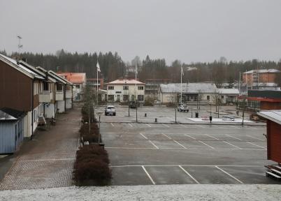 31 januari 2020 - Vintern kom återigen på ett kortvarigt besök.