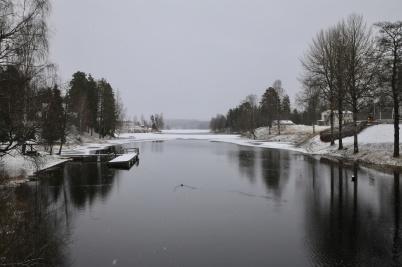 4 februari 2020 - Periodvis kunde man trots allt känna att det var vinter.