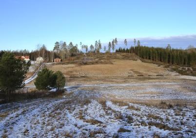 6 februari 2020 - Kallnäset förbereddes för att bli Töcksfors nya bostadsområde.