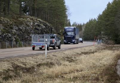 21 februari 2020 - Den bristfälliga säkerheten på E18 mellan Årjäng och Töcksfors aktualiserades, efter flera farliga händelser.