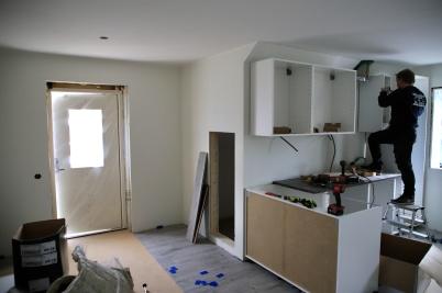 28 februari 2020 - Lägenheterna i gamla Hotell Sefton färdigställdes.