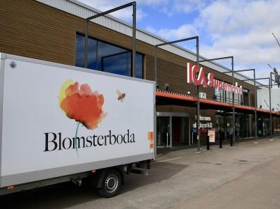 30 mars 2020 - När Blomsterboda började samarbeta med ICA fick vi åter en blomsterhandel i Töcksfors.