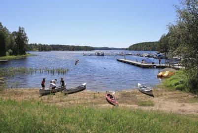 14 juni 2020 - Sommarens aktiviteter på vattnet väntade.