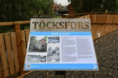 9 september 2020 - Kioskparken försågs med info-skyltar.