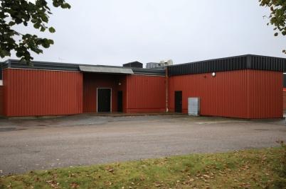 22 oktober 2020 - Olav Thongruppens fastighet vid torget renoverades utvändigt - efter påtryckning.