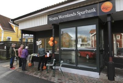 29 oktober 2020 - Sparbanken bjöd in allmänheten till firande av att Sparbanksidén fyllde 200 år och att Sparbankerna kollektivt fått utmärkelsen  Sveriges bästa bank.