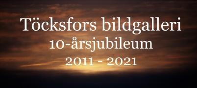 31 december 2020 - Töcksfors bildgalleri firade 10-årsjubileum.