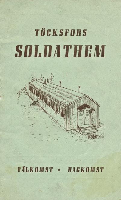 Under beredskapstiden i samband med andra världskriget användes Hemvärnsgården som Soldathem.