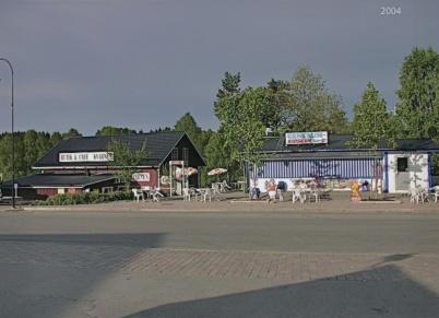 Centrumkiosken 2004, foto Bengt Erlandsson