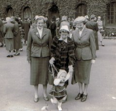 juni 1956 examensdag