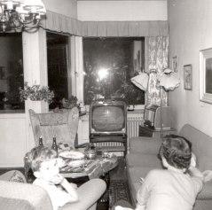 Första TV:n 1957