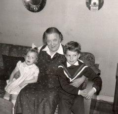 Susanne Elin & Lasse 1958