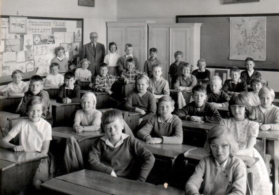 Odinskolan 1959 Magister Holländer