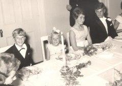 26/8-1960 - Mariannes bröllop