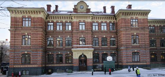 Viktoriaskolan -Linnégatan Göteborg