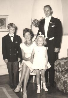 26/8-1960 Mariannes bröllop