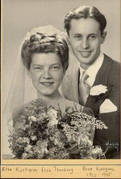 Elsa & Arne Kjellgren