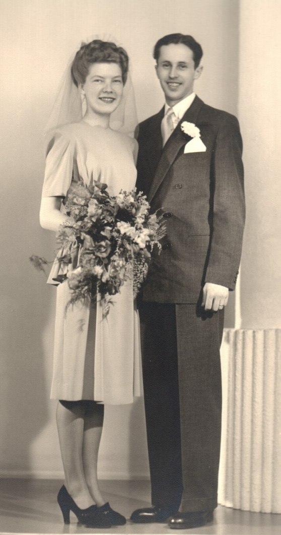 1945-05-19 Bröllop