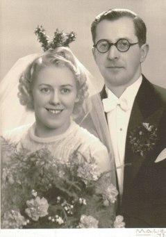 Gunvor & Lennart 1944