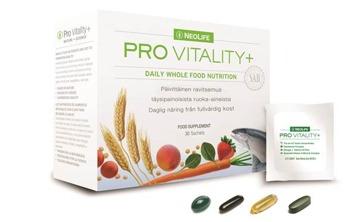 Pro Vitality  + - Pro Vitaliy  +