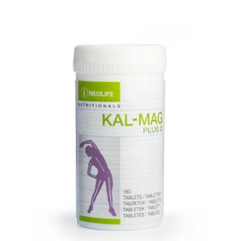 Kal-Mag Plus D Mineraltablett - Kal-Mag Plus D Mineraltablett