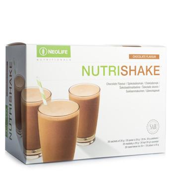 NutriShake, proteinshake, choklad - NutriShake, proteinshake, choklad