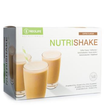 NutriShake, proteinshake, kaffe - NutriShake, proteinshake, jordgubb