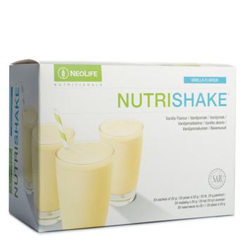 NutriShake, proteinshake, vanilj - NeoLifeShake Creamy Vanilla, Måltidsersättande proteinshake, vanilj