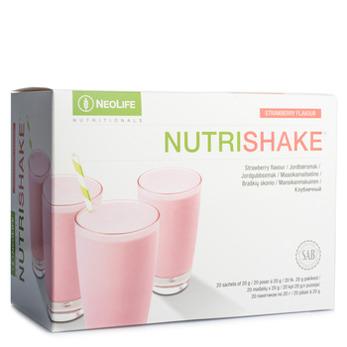 NutriShake, proteinshake, jordgubb - NutriShake, proteinshake, jordgubb