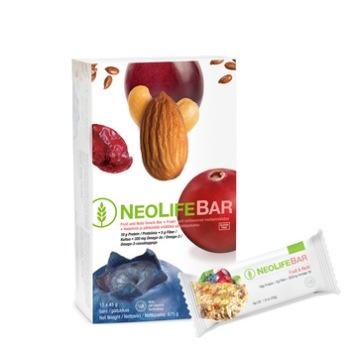 Kosttillskott NeoLifeBar, Mellanmålsbar, Frukt & Nötter - Mellanmål Neolife Bar Frukt & Nötter
